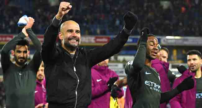 BREAKING: Manchester City Crowned Premier League Champions
