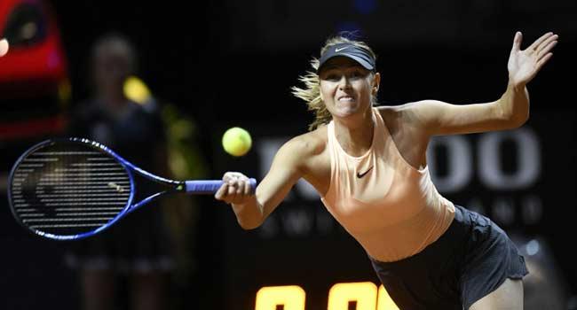 Sharapova Stunned By Garcia In Stuttgart First Round
