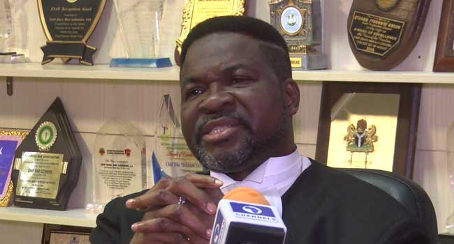 Dino Melaye's Arrest 'A Sad Reminder Of Hitler's Gestapo Strategies' – Ozekhome