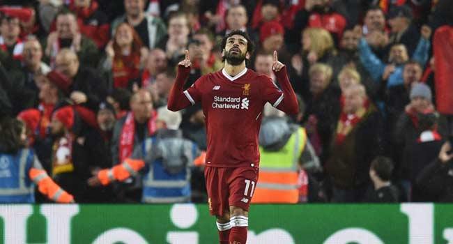 Klopp Praises Salah As Liverpool Thrash Roma