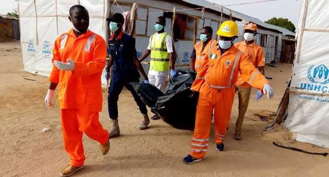 NEMA Recovers 12 Bodies After Terrorists Attack Farm In Borno