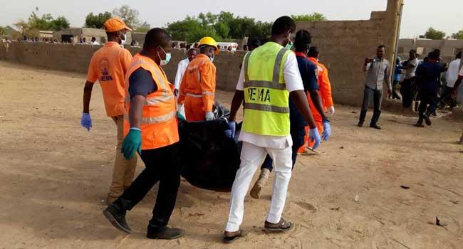 Nine Killed, Two Police Officers Injured In Borno Boko Haram Attack
