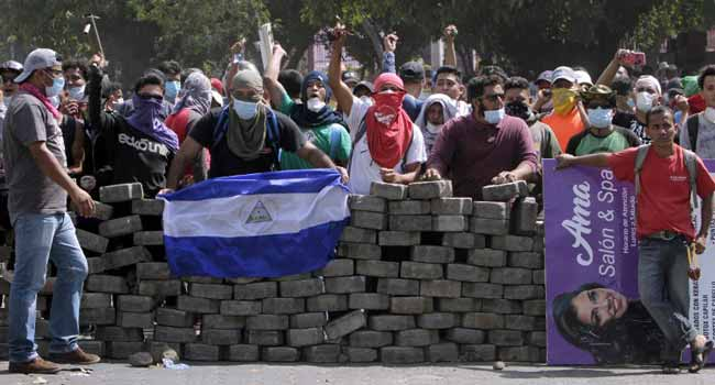 At Least 24 Dead In Nicaragua Protests