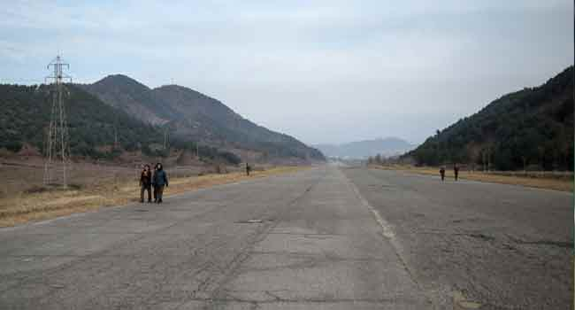 32 Chinese Die In North Korea Road Accident