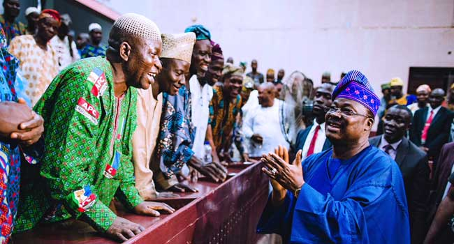 Oyo Governor Directs Butchers To Move To Newly Built Central Abattoir