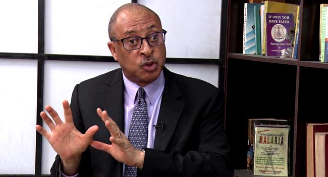 Utomi Describes Nigerian Political Parties As 'Machines To Rig Elections'