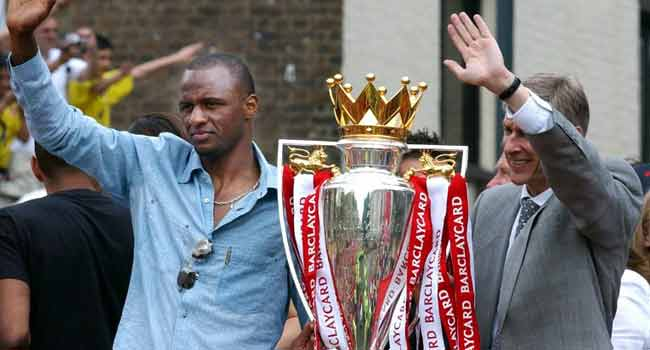 Vieira 'Honoured' By Arsenal Link, But Staying Put
