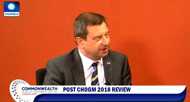 British High-Commissioner, Adesina, Others Review CHOGM 2018
