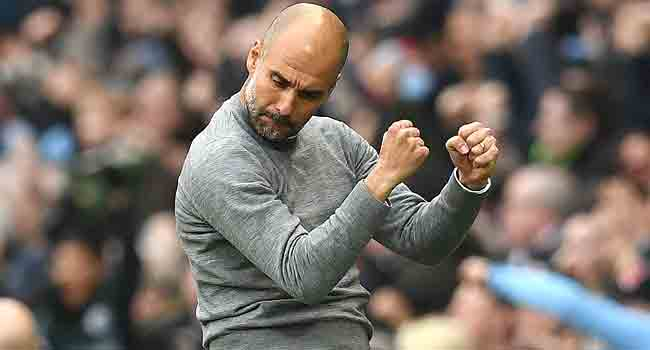 Guardiola The Perfectionist Delivers A Manchester Masterpiece