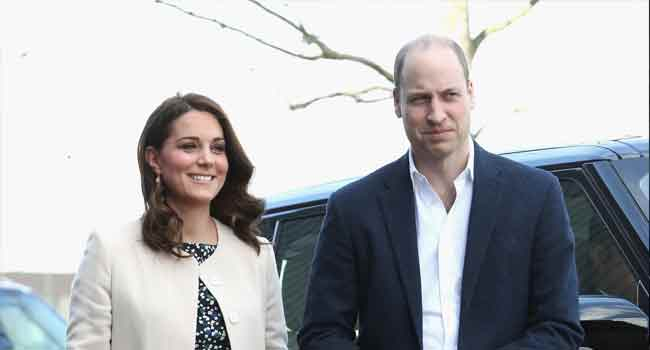 Prince William's Wife, Kate In Labour With Third Child