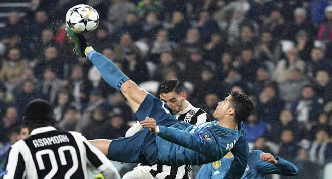 Bonucci Happy Juve Won't Start Real Clashes 'Goal Down' After Ronaldo Arrival