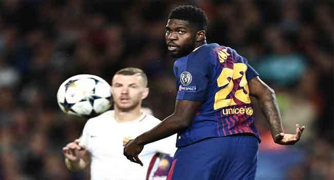 Umtiti Close To Barca Return, Says Valverde