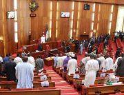 Senate Adjourns Plenary For APU Conference