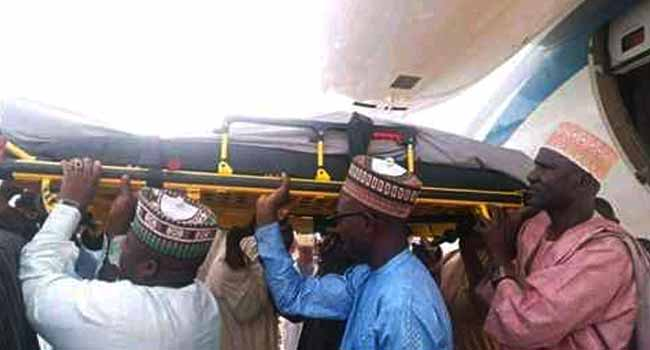 Late Sen. Mustapha Bukar Has Been Laid To Rest