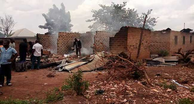 16 Killed In Benue Violence After Church Attack