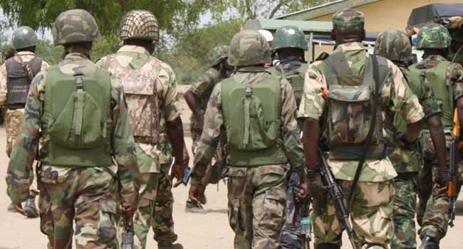 Three Soldiers Die As Troops Kill Many Terrorists In Borno