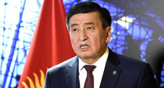 New Prime Minister appointed in Kyrgyzstan