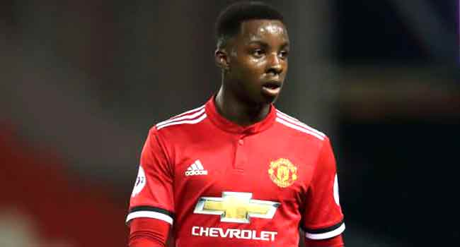 Manchester United's Tosin Kehinde Chooses Nigeria Over England