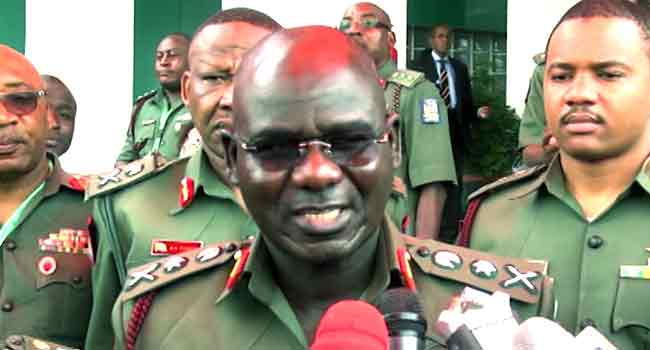 No Efforts Will Be Spared In Flushing Out Boko Haram Remnants, Says Buratai