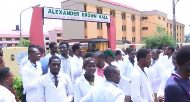 UI Mgt Refuses To Reduce Fees Despite Student's Protest