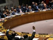 UN Security Council Rejects Russia's Resolution Condemning Strikes On Syria