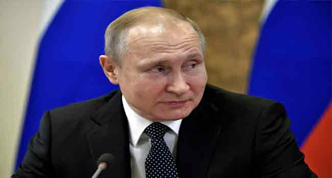 Putin Signs Controversial Internet Law