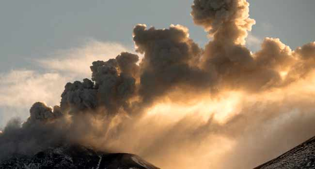 Volcano Erupts In Japan, Govt Issues 'No-go' Warning