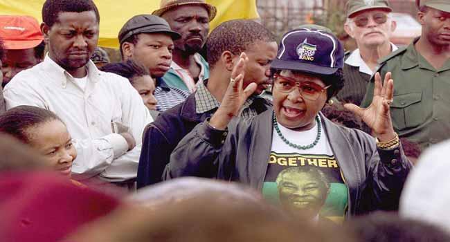Tutu Describes Winnie Mandela As 'Defining Symbol' Of Anti-Apartheid Struggle