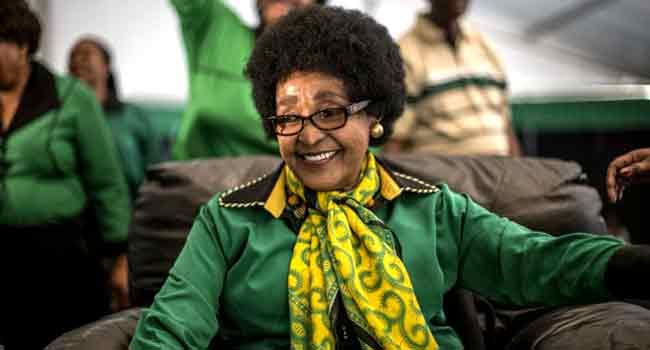 Winnie Madikizela-Mandela, Anti-Apartheid Activist, Dies At 81