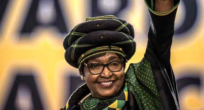 Winnie Mandela: South Africa's Flawed Heroine