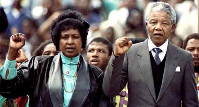 South Africa's Winnie Mandela In Dates