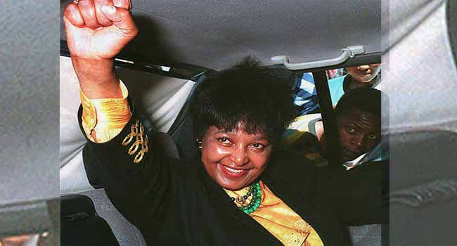 President Ramaphosa Remembers Winnie Mandela As 'Voice Of Defiance'