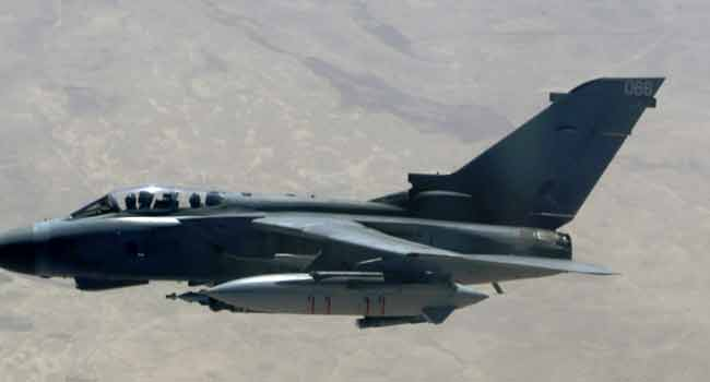 Israeli Strike Kills Seven 'Terrorists' In Syria