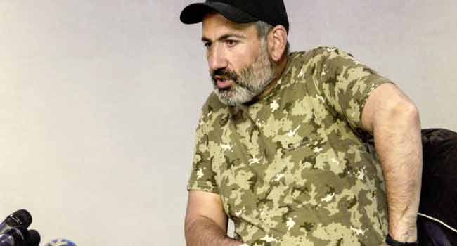 Police Deny Armenia Protest Leader Arrested In Clashes
