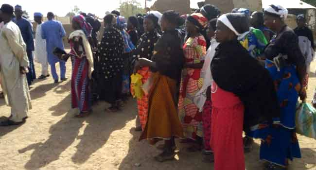 Chibok Parents Mark Four Years After Abduction Of Schoolgirls