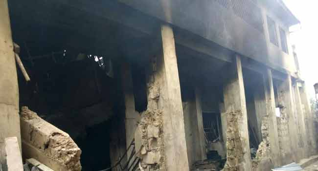 Explosion Kills One Person In Osun