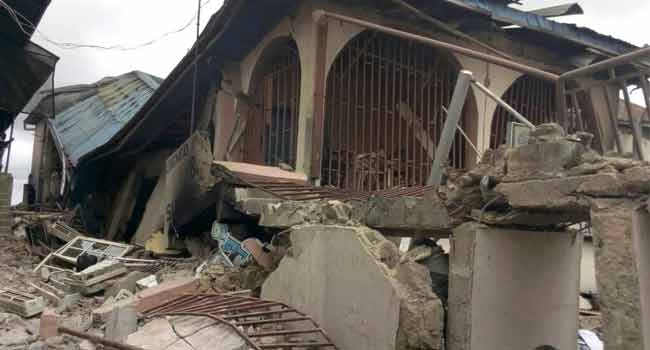 Explosion Kills One Person In Osun