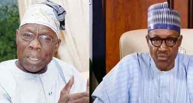'Another Abacha Era Is Here', Obasanjo Slams Buhari Again