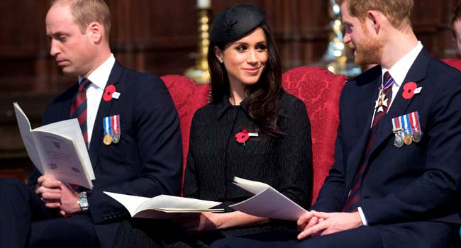 Anglican Leader To Talk At Prince Harry's Wedding