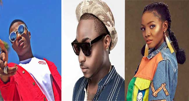 Davido, Wizkid, Simi Top 2018 Headies Nominee's List