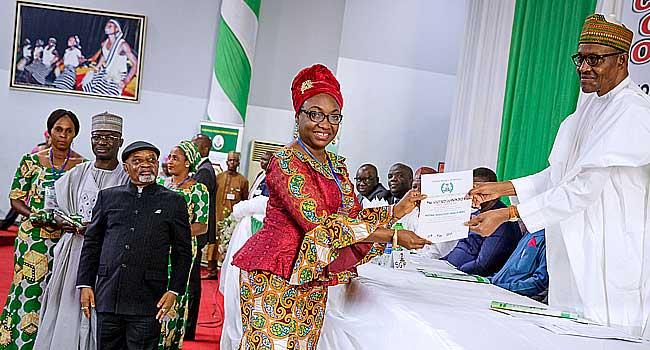 National Productivity Day: Buhari Honours Oyo-Ita, Others