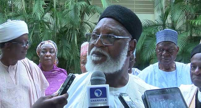 2019 Elections: Abubakar Asks Politicians To Pursue Peace