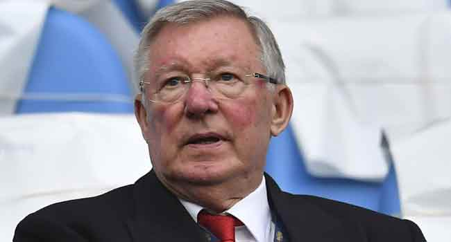 Ferguson 'Showing Signs Of Recovery' After Haemorrhage