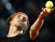 Zverev Joins Nadal, Djokovic In Rome Third Round