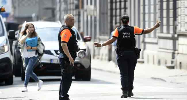 Three Killed In Belgium's Suspected 'Terror' Attack