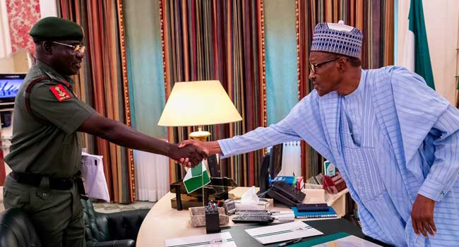 Our Commitment To Peace, Security Is Total – Buhari