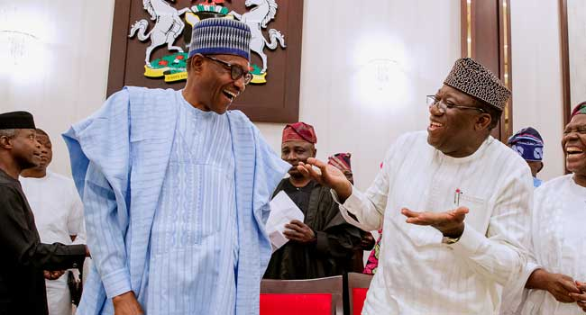 Reclaiming Ekiti Is Important For 2019 Polls, Buhari Tells APC
