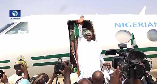 President Buhari Visits Jigawa, To Inaugurate Projects