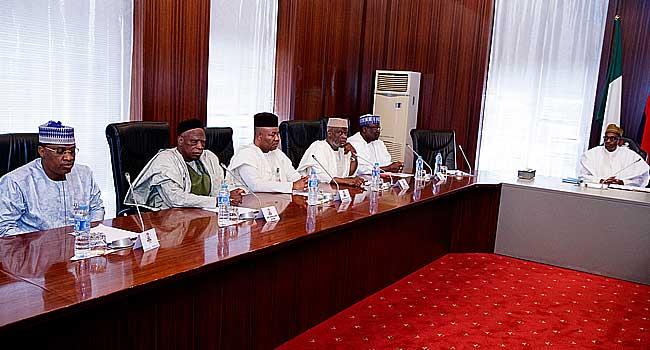 Buhari Meets Senators Over IGP-Senate Faceoff