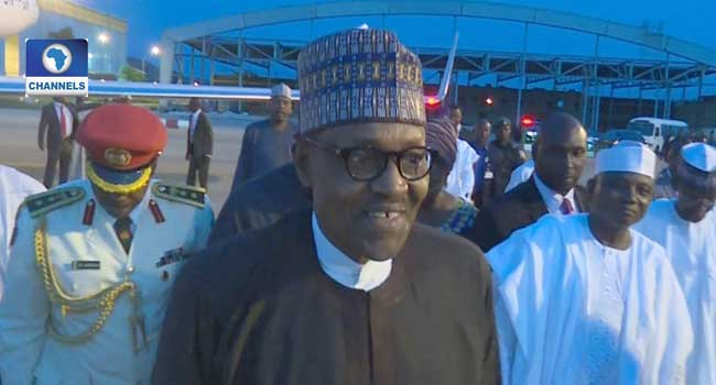 I Just Went For Medical Check-Up, I Am Alright – Buhari